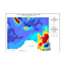 ADANA paftası 1/500.000 ölçekli Havadan Rejyonal Manyetik Haritası