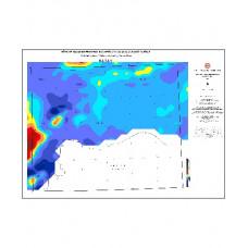 HATAY paftası 1/500.000 ölçekli Havadan Rejyonal Manyetik Haritası