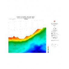 TRABZON paftası 1/500.000 ölçekli Rejyonal Gravite (Bouguer Anomali) Haritası