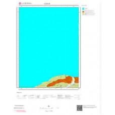 D 30-c4 Paftası 1/25.000 ölçekli Jeoloji Haritası