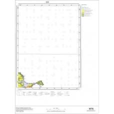 D 34 Paftası 1/100.000 ölçekli Jeoloji Haritası
