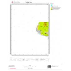 E 16 Paftası 1/100.000 ölçekli Jeoloji Haritası