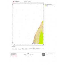 E16b4 Paftası 1/25.000 Ölçekli Vektör Jeoloji Haritası