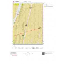E17c2 Paftası 1/25.000 Ölçekli Vektör Jeoloji Haritası