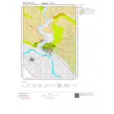 E17d1 Paftası 1/25.000 Ölçekli Vektör Jeoloji Haritası