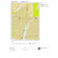 E17d2 Paftası 1/25.000 Ölçekli Vektör Jeoloji Haritası