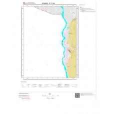 E17d4 Paftası 1/25.000 Ölçekli Vektör Jeoloji Haritası