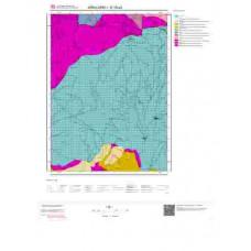 E18a3 Paftası 1/25.000 Ölçekli Vektör Jeoloji Haritası