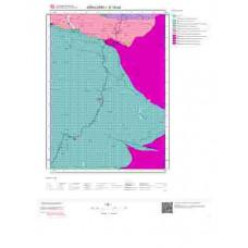 E18b4 Paftası 1/25.000 Ölçekli Vektör Jeoloji Haritası