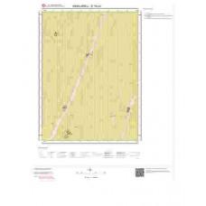 E18c4 Paftası 1/25.000 Ölçekli Vektör Jeoloji Haritası
