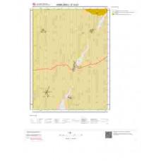 E18d1 Paftası 1/25.000 Ölçekli Vektör Jeoloji Haritası