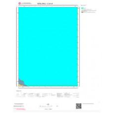 E20c4 Paftası 1/25.000 Ölçekli Vektör Jeoloji Haritası