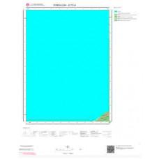 E27c4 Paftası 1/25.000 Ölçekli Vektör Jeoloji Haritası