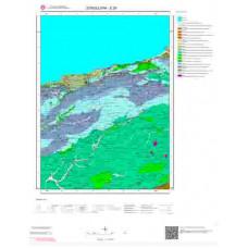 E29 Paftası 1/100.000 Ölçekli Vektör Jeoloji Haritası