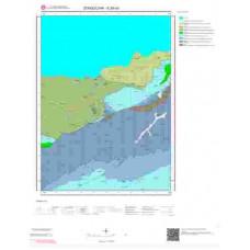 E29a3 Paftası 1/25.000 Ölçekli Vektör Jeoloji Haritası