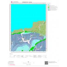 E29a4 Paftası 1/25.000 Ölçekli Vektör Jeoloji Haritası