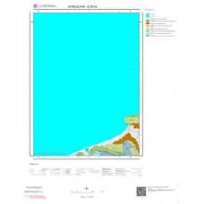 E29b2 Paftası 1/25.000 Ölçekli Vektör Jeoloji Haritası