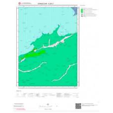 E29c1 Paftası 1/25.000 Ölçekli Vektör Jeoloji Haritası