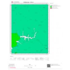 E29c4 Paftası 1/25.000 Ölçekli Vektör Jeoloji Haritası