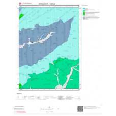 E29d2 Paftası 1/25.000 Ölçekli Vektör Jeoloji Haritası