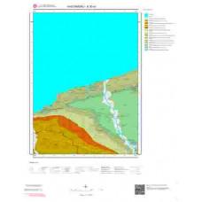 E30a1 Paftası 1/25.000 Ölçekli Vektör Jeoloji Haritası