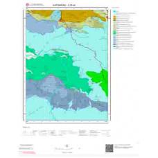 E30a4 Paftası 1/25.000 Ölçekli Vektör Jeoloji Haritası