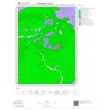 E30b3 Paftası 1/25.000 Ölçekli Vektör Jeoloji Haritası