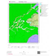 E30c2 Paftası 1/25.000 Ölçekli Vektör Jeoloji Haritası