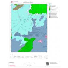 E30c4 Paftası 1/25.000 Ölçekli Vektör Jeoloji Haritası