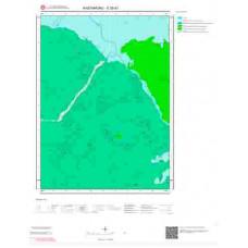 E30d1 Paftası 1/25.000 Ölçekli Vektör Jeoloji Haritası