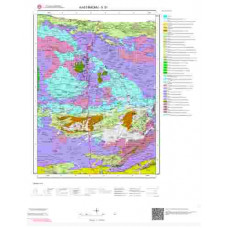 E 31 Paftası 1/100.000 ölçekli Jeoloji Haritası