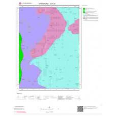 E31a4 Paftası 1/25.000 Ölçekli Vektör Jeoloji Haritası
