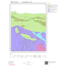 E31b1 Paftası 1/25.000 Ölçekli Vektör Jeoloji Haritası