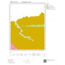 E32b2 Paftası 1/25.000 Ölçekli Vektör Jeoloji Haritası