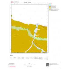 E33a1 Paftası 1/25.000 Ölçekli Vektör Jeoloji Haritası