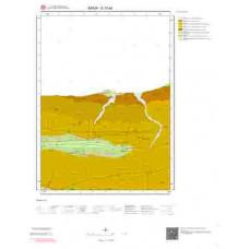 E33a2 Paftası 1/25.000 Ölçekli Vektör Jeoloji Haritası