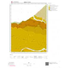 E33b1 Paftası 1/25.000 Ölçekli Vektör Jeoloji Haritası