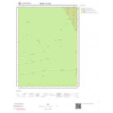 E34d1 Paftası 1/25.000 Ölçekli Vektör Jeoloji Haritası