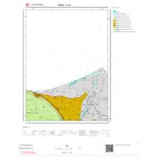 E35 Paftası 1/100.000 Ölçekli Vektör Jeoloji Haritası