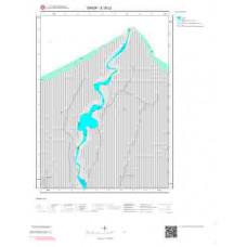 E35c2 Paftası 1/25.000 Ölçekli Vektör Jeoloji Haritası