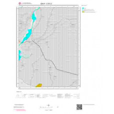 E35c3 Paftası 1/25.000 Ölçekli Vektör Jeoloji Haritası