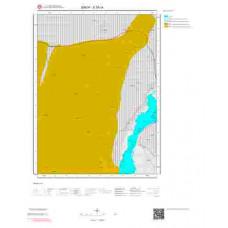 E35c4 Paftası 1/25.000 Ölçekli Vektör Jeoloji Haritası
