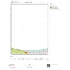 E35d1 Paftası 1/25.000 Ölçekli Vektör Jeoloji Haritası