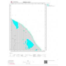 E36d1 Paftası 1/25.000 Ölçekli Vektör Jeoloji Haritası
