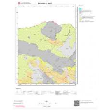 E49d3 Paftası 1/25.000 Ölçekli Vektör Jeoloji Haritası