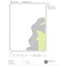 E49d4 Paftası 1/25.000 Ölçekli Vektör Jeoloji Haritası