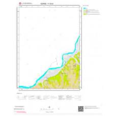 F16b3 Paftası 1/25.000 Ölçekli Vektör Jeoloji Haritası