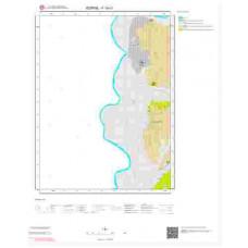 F16c1 Paftası 1/25.000 Ölçekli Vektör Jeoloji Haritası