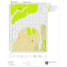 F16c3 Paftası 1/25.000 Ölçekli Vektör Jeoloji Haritası