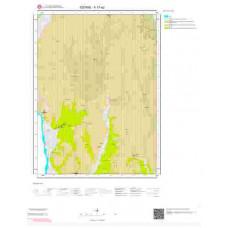 F17a2 Paftası 1/25.000 Ölçekli Vektör Jeoloji Haritası